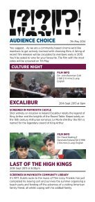 to download the 2013 / 2014 Maynooth Film For All ... - Kildare.ie - Page 5