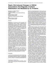 Liu X et al 2005 Current Biology