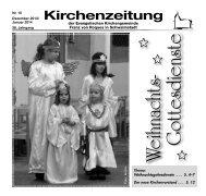 Kirchenzeitung 2-2010 - kirchetreysa.de