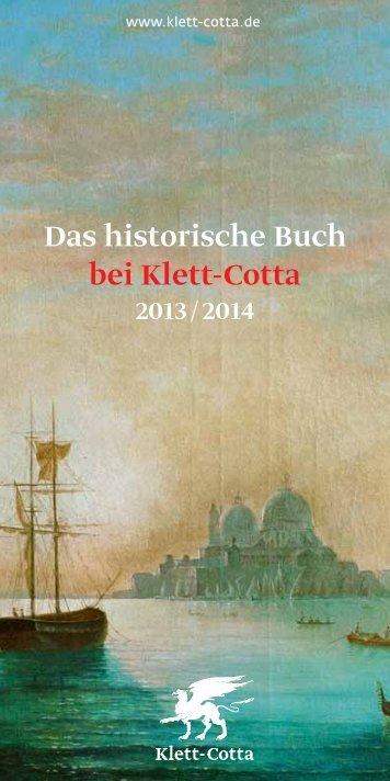 Geschichte - Klett-Cotta