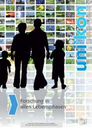 Forschung in allen Lebensphasen - KOPS - Universität Konstanz