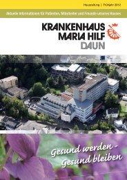 2012 - 01 - Krankenhaus Maria Hilf Daun