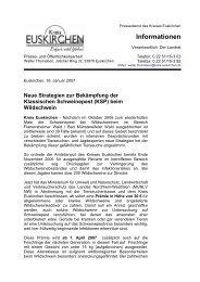 03. Neue Strategien zur Bekämpfung der ... - Kreis Euskirchen