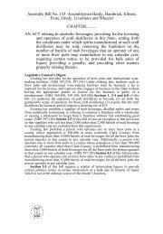 Assembly Bill No. 153–Assemblymen Hardy, Hambrick; Ellison ...