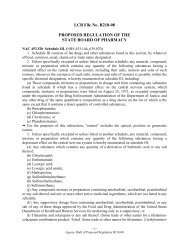 LCB File No. R218-08 PROPOSED REGULATION OF THE STATE ...