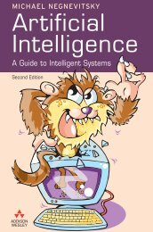 AI - a Guide to Intelligent Systems.pdf - Member of EEPIS