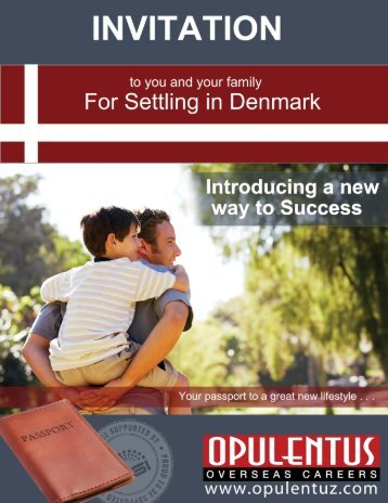 Settle in Denmark with Danish Green Card - Denmark Immigration.pdf