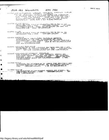 it ~ 9 - Peb baca~,-t ino T-S #A-q 198 0 C. http://legacy.library.ucsf ...