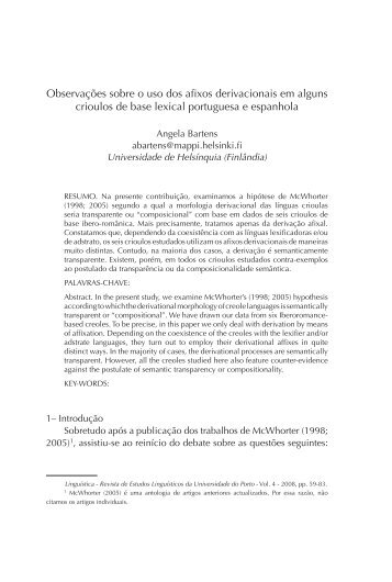 Documento (.pdf) - Universidade do Porto