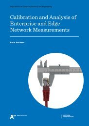 Calibration and Analysis of Enterprise and Edge Network ...