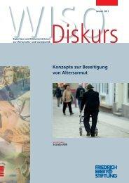 Konzepte zur Beseitigung von Altersarmut - Bibliothek der Friedrich ...