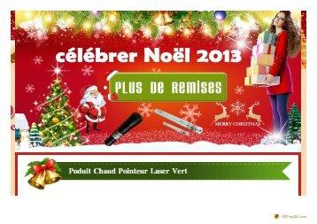 Achat Pointeur Laser Promotion pour Noël Un bon choix