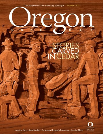 Summer 2013 - Oregon State Library: State Employee Information ...