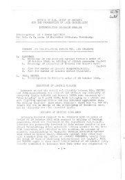 Interrogation of: Erwin Lahousen - Cornell Law Library