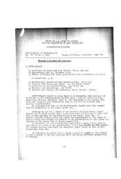 Interrogation of Seyss-Inquart - Cornell Law Library