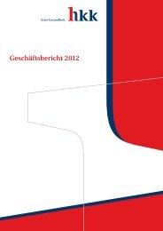 Geschäftsbericht 2012 (PDF, 2,2 MB) - hkk