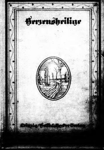 Diedrich Speckmanns Heideerzählungen ... - University Library