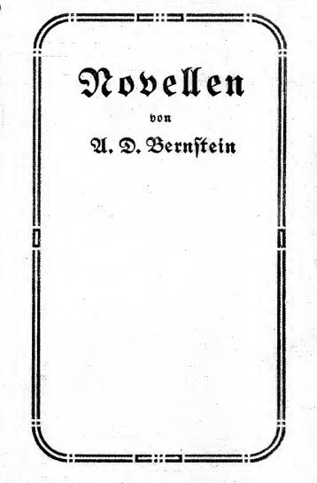 Novellen [microform] - University Library