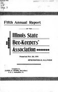 Annual report of the Illinois State Bee-keepers ... - University Library - Page 3