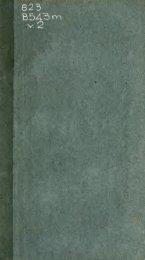 Modern literature; a novel
