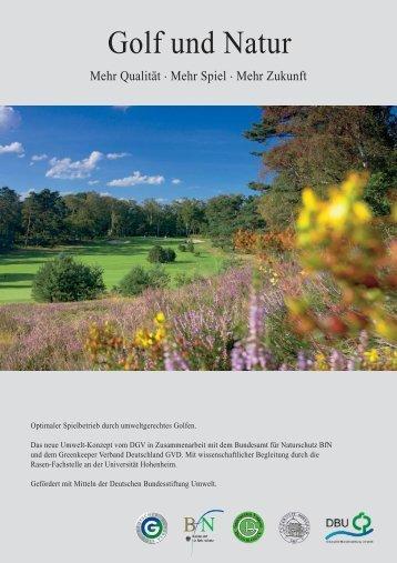 Mehr Spiel - Mehr Zukunft - Golf Club Wittenbeck