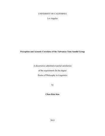 pdf file - UCLA Department of Linguistics