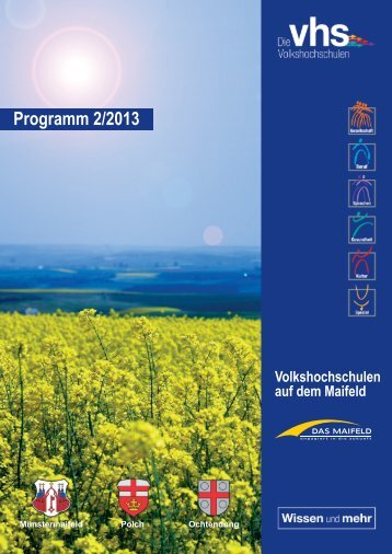 Download Programm 2. Halbjahr 2013 (ca. 4 MB)