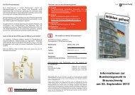 Informationen zur Bundestagswahl in Braunschweig am 22 ...