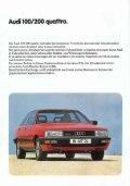 Page 1 Page 2 i 100/ 200 quoi-tro. Aud Der Audi 100/200 quattro ... - Page 2