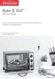 Bake & Grill™ - Appliances Online