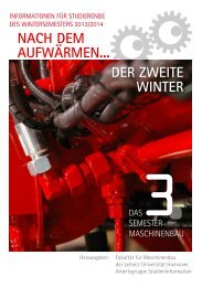 3. Sem. WiSe 2013/2014 - Fachschaft Maschinenbau der Leibniz ...