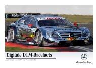 DTM Racefacts 2013 - Zandvoort