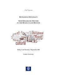 Program reframing deplomacy
