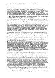 Fastenrede Garching a.d. Alz / 2. März 2013 Endgültige Version 1 ...
