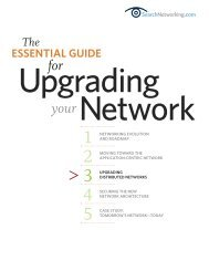 The Essential Guide for Upgrading Your Network - TechTarget