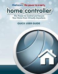 home controller - Mediacom