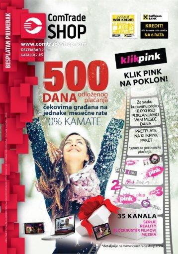 ComTrade Magazin Decembar 2013