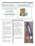 May June newsletter 2012 - Webs - Page 2