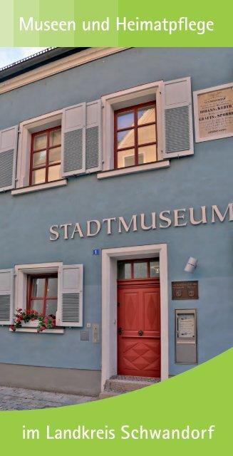 im Landkreis Schwandorf Museen und Heimatpflege - inixmedia.de