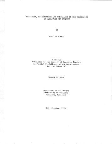 Dissertation submitted in partial fulfilment