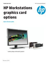 The HP Z600 Workstation is the successor to the HP xw6600