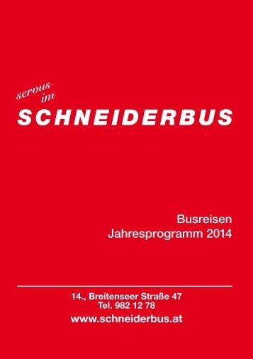 Zum Download - Schneiderbus GmbH