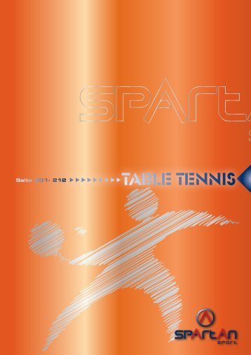 table tennis - Spartan Sport