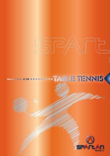table tennis - Spartan Sport