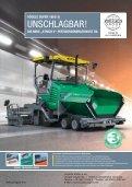 Baumaschinen Baugeräte Baufahrzeuge - SBM Verlag GmbH - Page 2