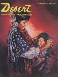 SEPTEMBER, 1976 75c - Desert Magazine of the Southwest