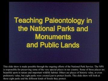 Part I - nature.nps.gov - National Park Service