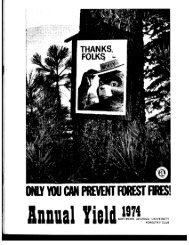 Spring 1974 - Northern Arizona University