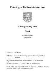 Thüringer Kultusministerium