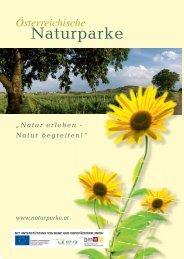 Pflanzenbeschreibung - Naturparke